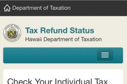 Tax Refund Status